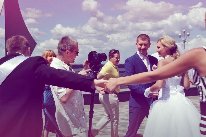 видеосъемка свадьбы в Самаре-видеограф Александр