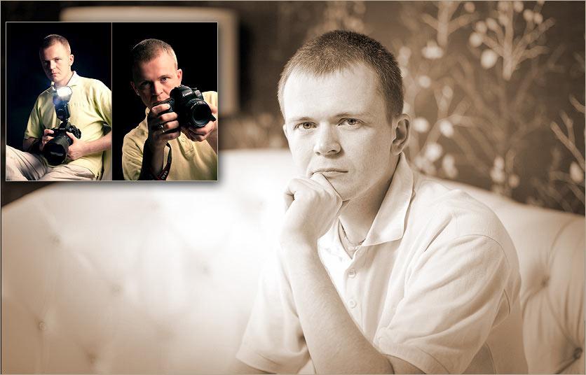 Александр Елисеев - фотограф Самары