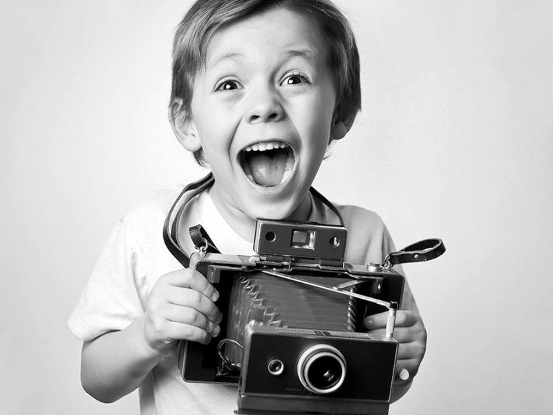 Современный фотограф
