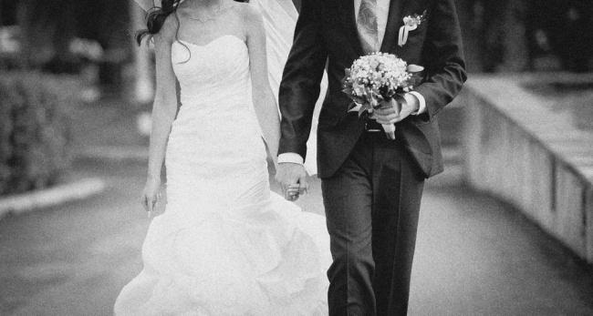 отрезаем головы на свадебных фото
