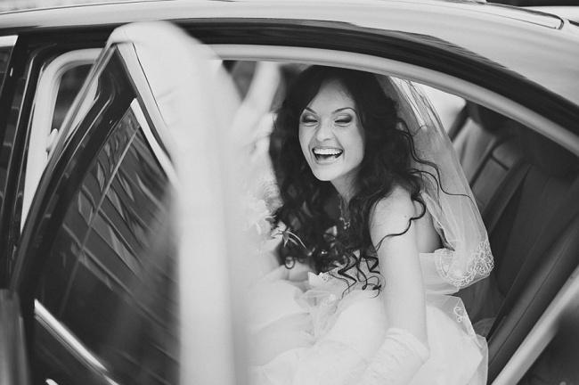 моргнувшая невеста - лучшее фото