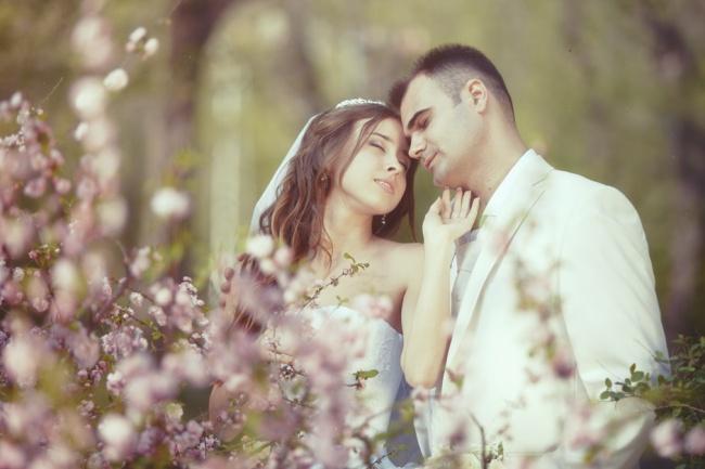 свадебный мучения на фотосессии