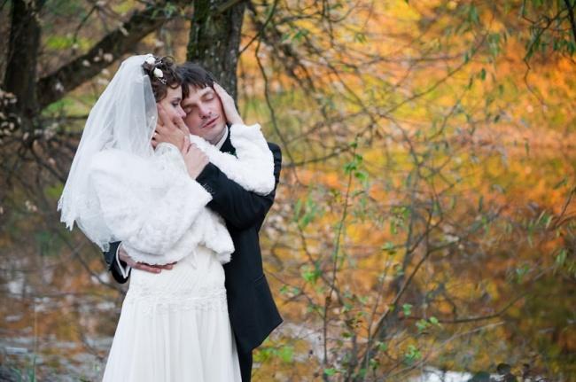 томление на свадебной фотосессии - признак большого профессионализма!