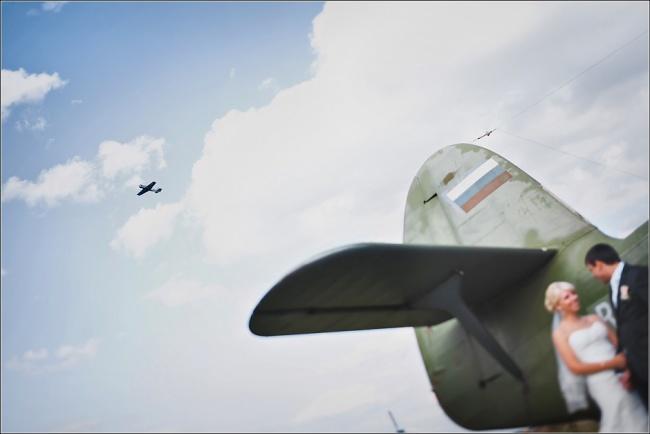 фотографируемся на старом аэродроме - не упусти важные мгновения!