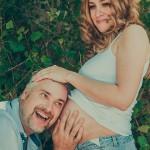 супер фото беременной с мужем