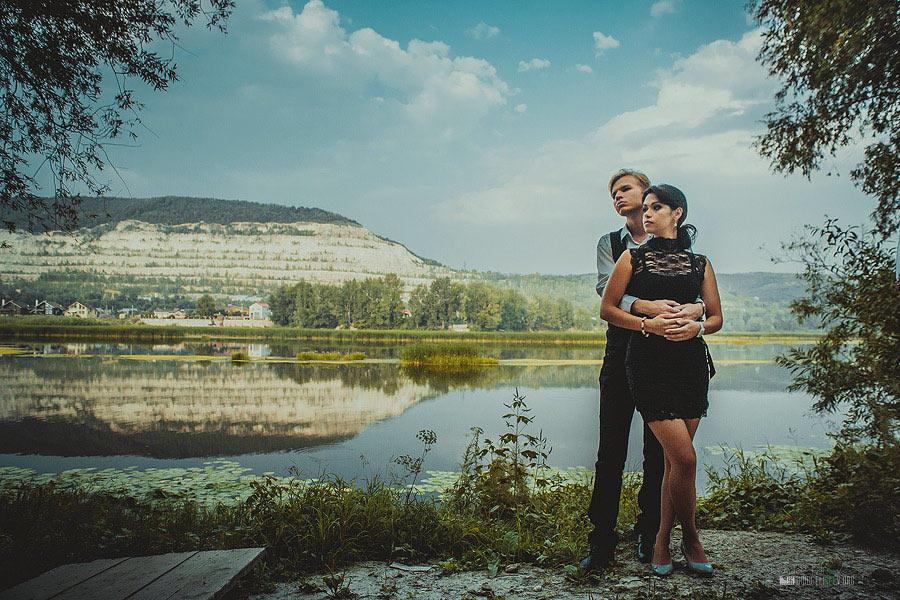 love story фотосессия в Самаре