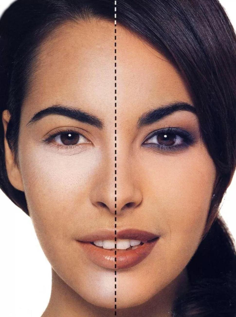 Как сделать макияж невидимый