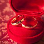 обручальные кольца - профессиональная свадебная съемка истории