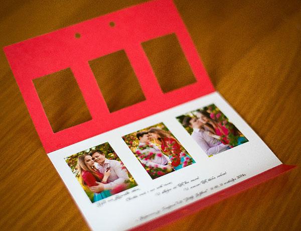 Как сделать открытку из фотографий