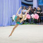 художественная гимнастика - детский фотограф