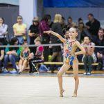индивидуальное выступление по художественной гимнастике в Самаре
