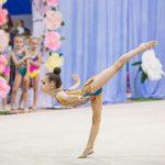 гимнастические выступления - профессиональная фотосессия