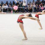 Фотограф на спортивное мероприятие - Гибкость и талант юных гимнасток