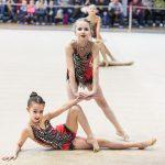 гимнастки в Самаре - профессиональная фотосессия