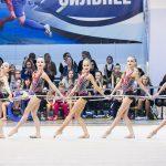 профессиональная фотосессия для художественной гимнастики