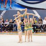 фотограф для детской художетсвенной гимнастики