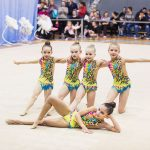 Команда гимнасток в Самаре - спортивный фоторепортер