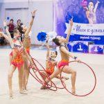 детская художетсвенная гимнастика