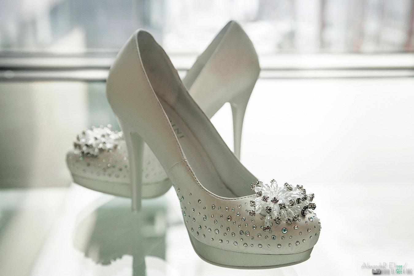 Стихи про туфли невесты