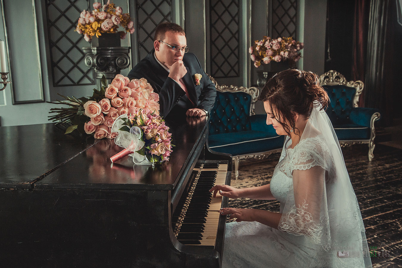 Классическая свадебная фотография- портфолио фотографа