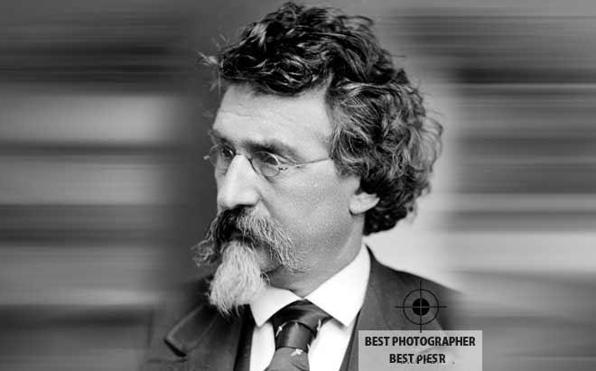 американский фотограф mathew-brady