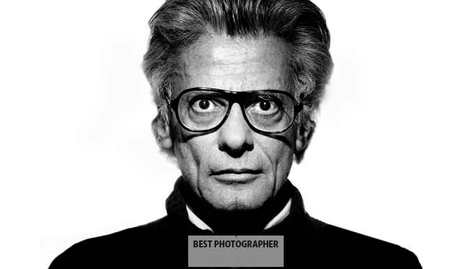 супер фотограф richard avedon